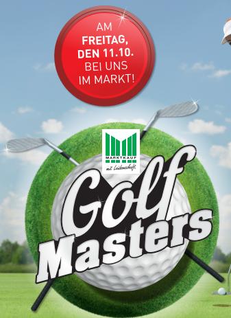 Golf Masters - Jeder Schlag ein Treffer! Am 11.10.2019